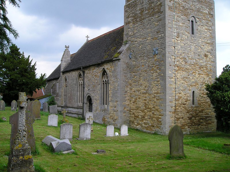 St Medard\'s and St Gildard\'s Church